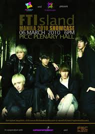 FTIsland Manila 2010 Showcase