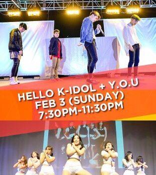 Illumination Festival Manila: Hello K-Idol + Y.O.U.