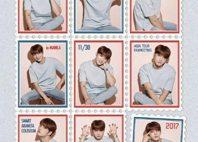 Kim Jae Joong Asia Tour Fanmeeting in Manila