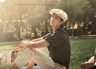 Park Bo Gum Asia Tour: Good Day in Manila