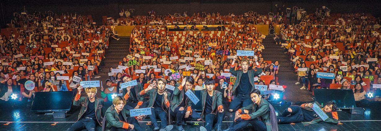 2018 SF9 Be My Fantasy in Manila